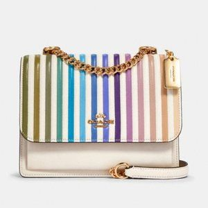 NEW Coach Klare Crossbody With Ombre Quilting